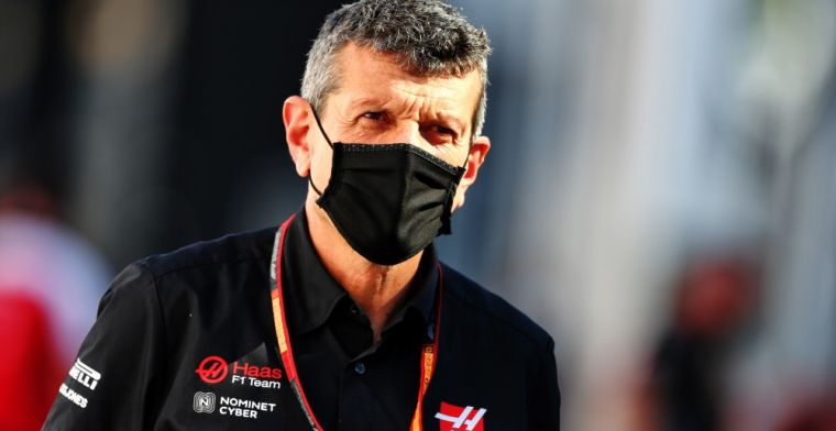 Steiner about difficult year Haas: Maybe our luck turns