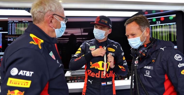 Horner compares Verstappen with Schumacher: He is able to do the same