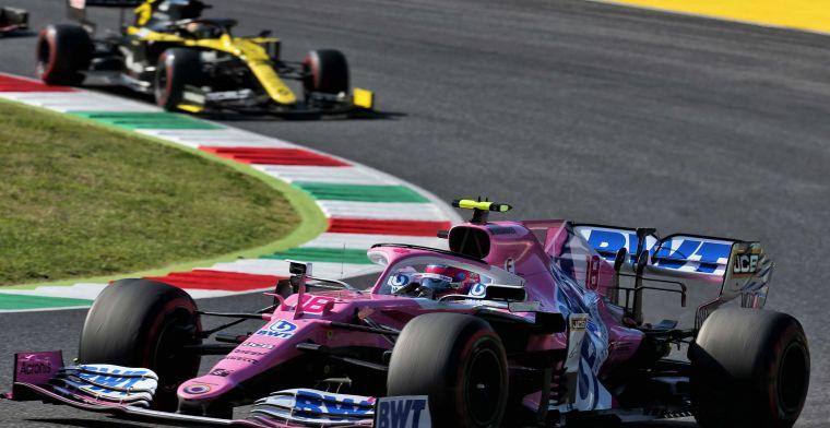 AMuS: 'Door de nieuwe upgrades van Racing Point nemen ze afstand van Mercedes'