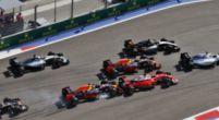 Afbeelding: Russische Grand Prix: Veel startcrashes en teamorders bij Mercedes