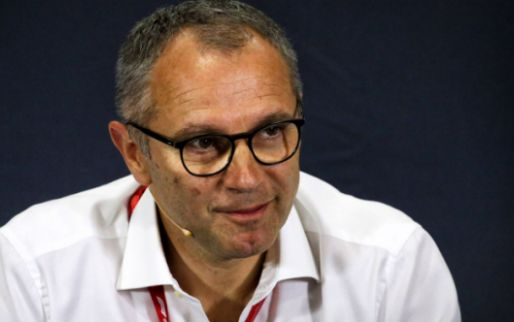 BBC: 'Domenicali replaces Carey as CEO of Formula 1'.