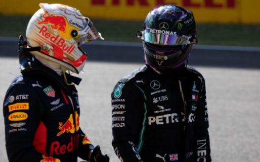"""""""Er staat geen maat op Hamilton en Verstappen"""""""