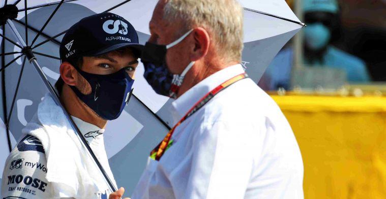 Gasly over Alpha Tauri: We gaan proberen onze eigen plek in de F1 te vinden