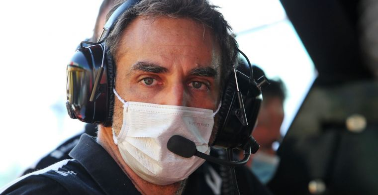 Abiteboul frustrated: Racing Point is allowed to change the car more than we are