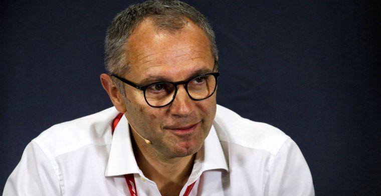 BBC: 'Domenicali vervangt Carey als CEO van de Formule 1'