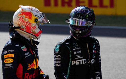 Doornbos hoopvol: 'Dan kan Verstappen de strijd aangaan met Hamilton'