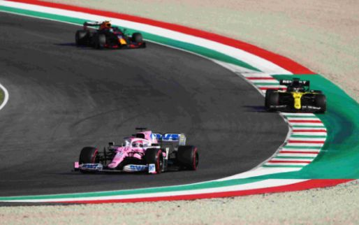 'Racing Point in 2021 not in pink livery; Stroll seems to reveal new colour'