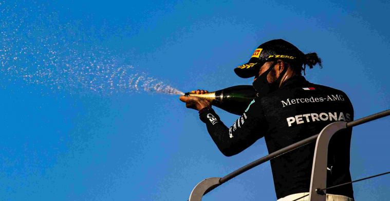 Hamilton on Schumacher record: There is so much else going on in the world