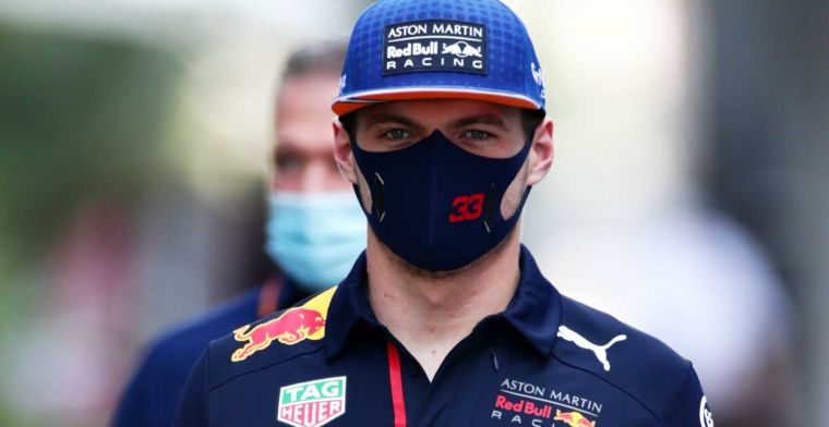 Verstappen: 'I don't care how many victories and titles he has'