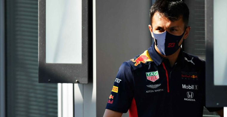 Red Bull driver: We actually emailled them back about it
