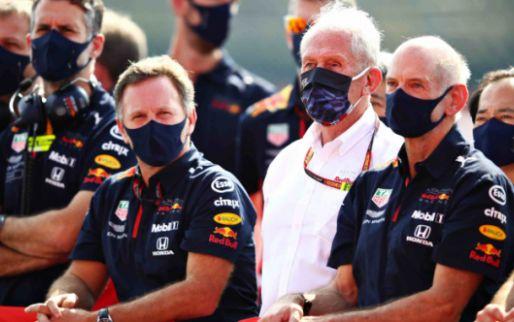 Red Bull-topman eens met Verstappen: 'Vroeg me af wat hij gedronken had'
