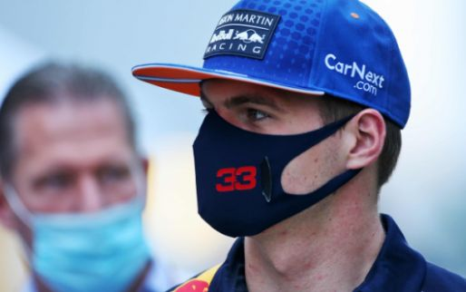 Verstappen refuses to clarify: ''That is nobody's business''