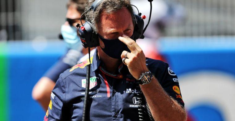 Horner is zeker dat Verstappen bij Red Bull Racing blijft