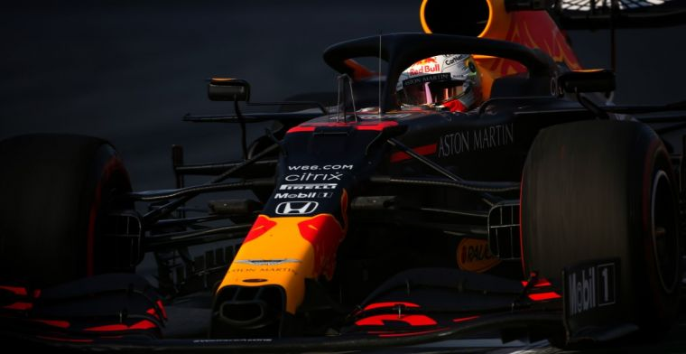Results FP2 are distorted: Verstappen should have been higher up