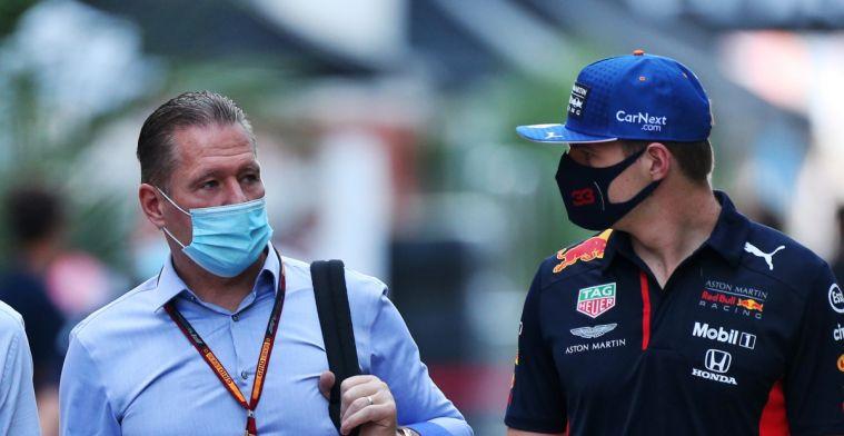 Verstappen komt met verklaring waarom Red Bull zo veel moest toegeven op Mercedes