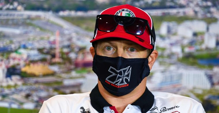 Raikkonen after criticism: ''Nowadays people get angry about everything''