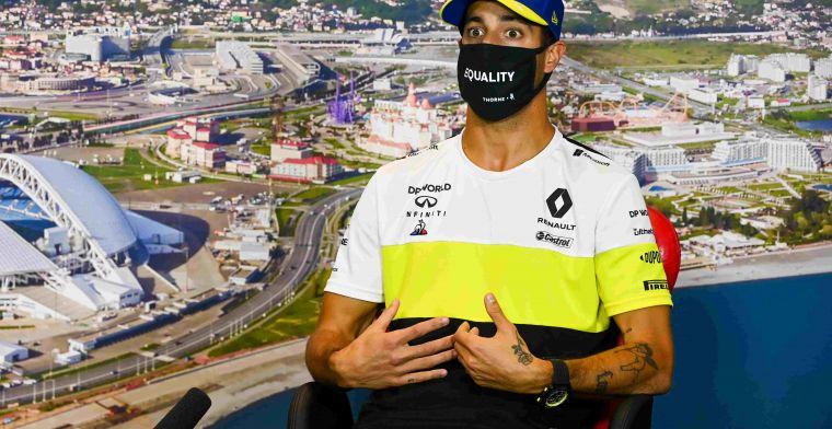 Ricciardo: 'I kept my word'
