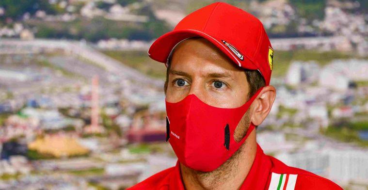 Vettel: 'That gives half the grid an unfair advantage'
