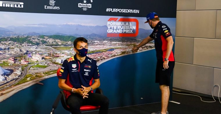 Verstappen not on his own anymore: 'Has more self-confidence now'