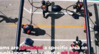 Afbeelding: Zo zorgt Red Bull Racing voor de perfecte pitstop van Verstappen