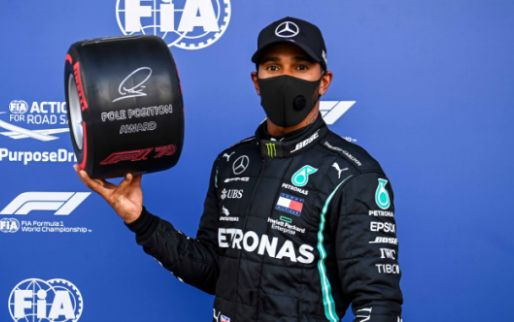 Hamilton to the stewards: