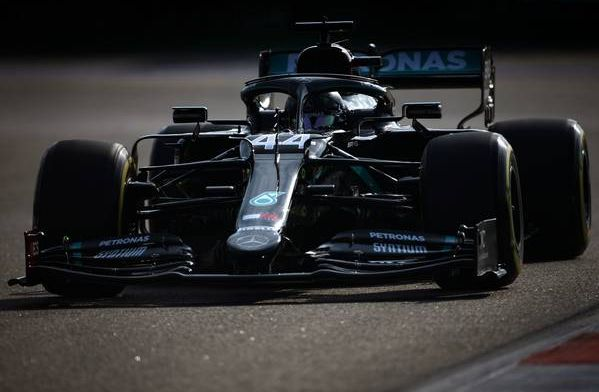Hamilton survives a scare to qualify on pole for the Russian GP, Verstappen P2