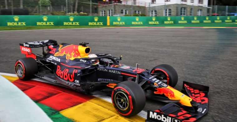 Video: Does Verstappen have parking sensors on his Red Bull?!