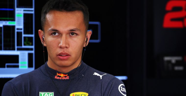 Albon scratches his head after big gap with Verstappen: This is confusing