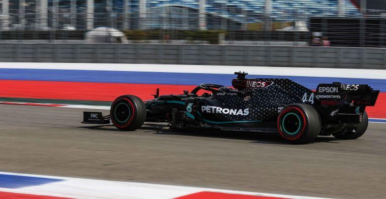 Will Hamilton lose his pole? Driver has to go to the stewards!