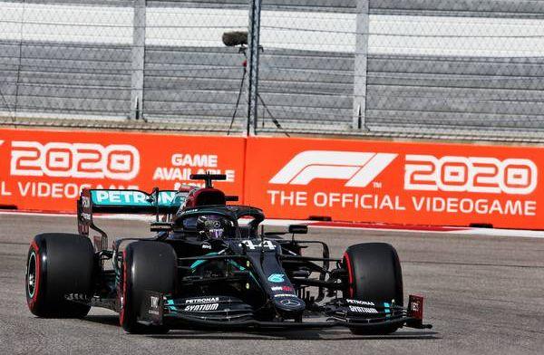 BREAKING: Hamilton flies to P1 in FP3 0.7 seconds ahead of Bottas