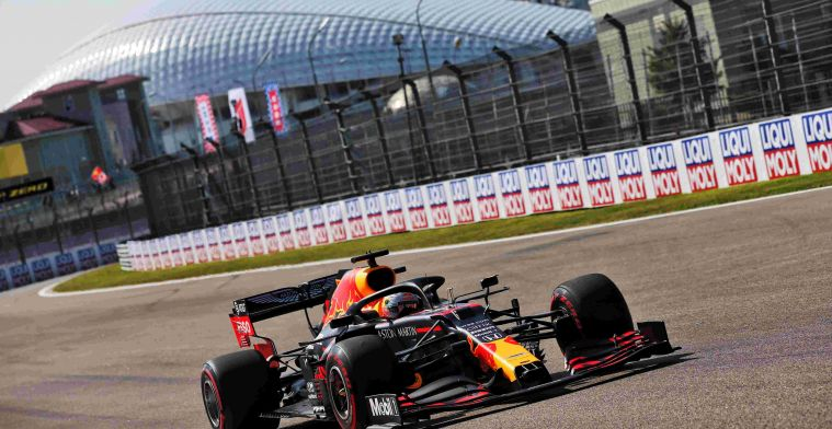 Verstappen about Red Bull: That car is just very sensitive