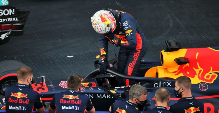 Provisional starting line-up Russia: First row not ideal for Verstappen