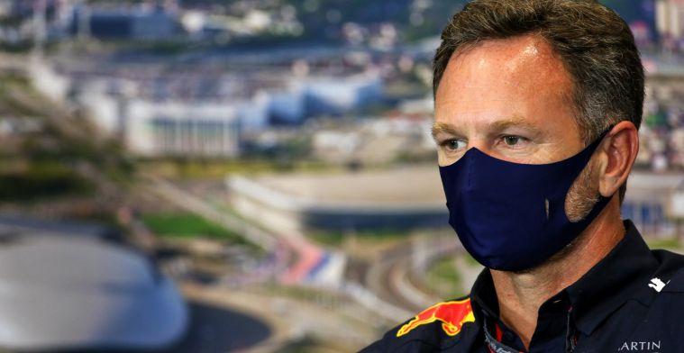 Horner praises Max Verstappen's smart action in Sochi