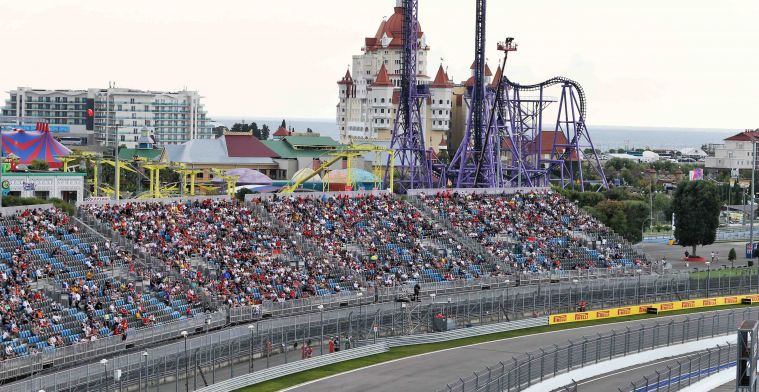 The internet responds to qualifying in Russia: Vettel cleans up his own mess