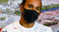 Afbeelding: Hamilton angstig voor de start: 'Waarschijnlijk wordt ik gelijk ingehaald'