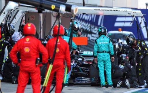 Gerucht: Steward gaf belangrijke informatie over Hamilton-straf vroegtijdig door