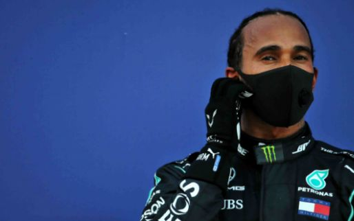 Remarkable: Mercedes gave Hamilton permission to make a punished practice start