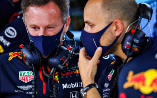 Horner lyrisch over Verstappen: