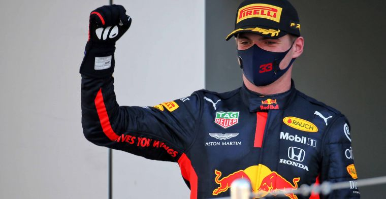 Verstappen scores best with the fans after the Russian Grand Prix