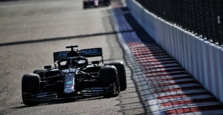 FIA removed Hamilton penalty points, team is punished