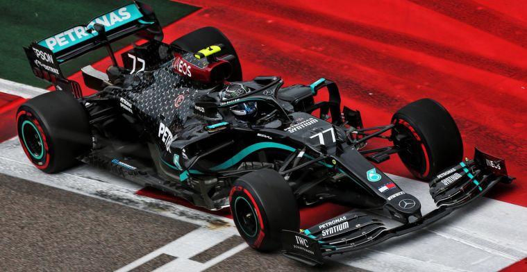 Samenvatting GP Rusland: Verstappen tweede voor Hamilton, Bottas wint weer eens