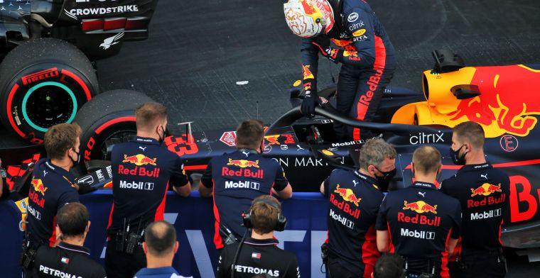 Windsor zag iets bijzonders in Q3: Dat is een beloning voor Red Bull en Honda