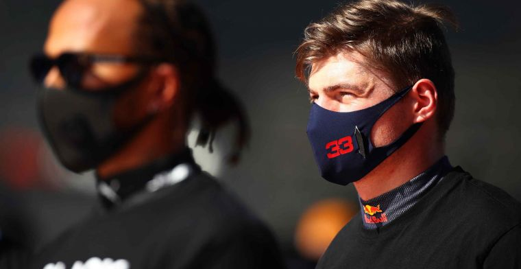 Verstappen laughs: Try to stay away from the stewards as much as possible