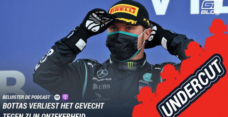 Bottas kan niet accepteren dat hij tweede coureur is | UNDERCUT F1 PODCAST
