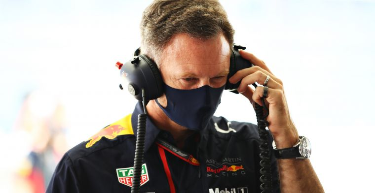 Horner: At some point that will come to an end, that is inevitable