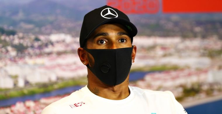 Hamilton has been in Formula 1 long enough to know this