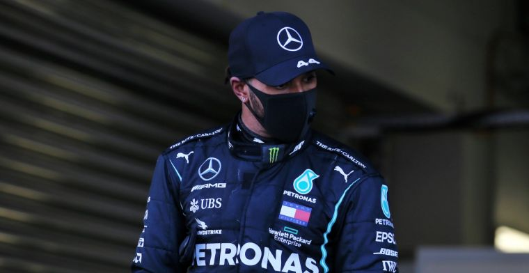 Are Hamilton and Mercedes being slowed down? That's how it feels