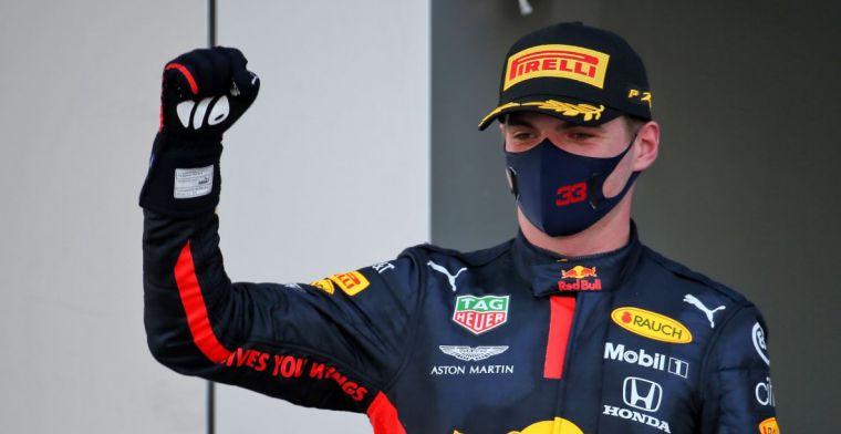 Barretto: 'Dit laat zien waarom Verstappen een toekomstig kampioen is'