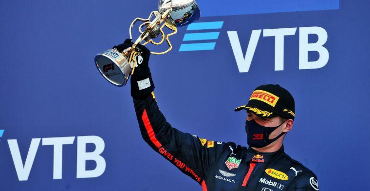 """""""Als Verstappen vanaf P3 gestart was, had hij de race gewonnen"""""""