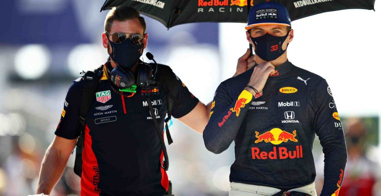 Praise for Verstappen: He sees his chance and misses it